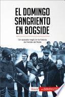 El Domingo Sangriento en Bogside