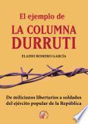 El ejemplo de la columna Durruti