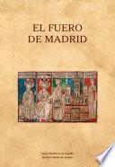 El Fuero de Madrid
