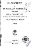 El Godofredo, ó, La Jerusalen restaurada