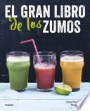 El gran libro de los zumos