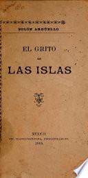El grito de las islas