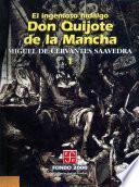 El ingenioso hidalgo don Quijote de la Mancha, 1
