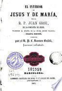 El Interior de Jesus y de Maria