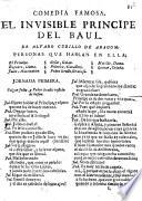 El invisible principe del baul