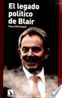 El legado político de Blair