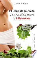 El libro de la dieta y las recetas contra la inflamación