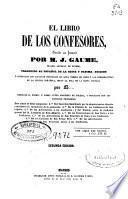 El libro de las confesiones
