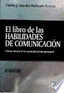 El libro de las habilidades de comunicación