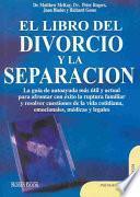 El libro del divorcio y la separación