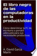 El libro negro de las computadoras en la productividad