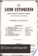 El Liceo antioqueño