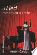 El Lied romántico alemán