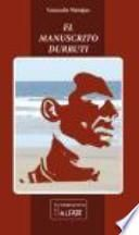 El manuscrito Durruti