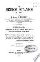El médico botánico criollo