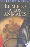 El miedo a los animales