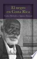 El negro en Costa Rica