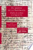 El nervio de la República. El oficio de escribano en el Siglo de Oro