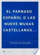 El parnaso español o Las nueve musas castellanas...