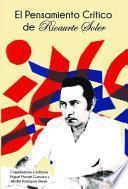 El pensamiento crítico de Ricaurte Soler