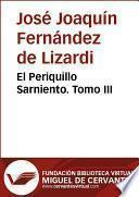 El Periquillo Sarniento III