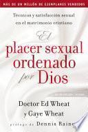 El placer sexual ordenado por Dios