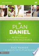El plan Daniel - Estudio en DVD