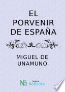 El porvenir de España