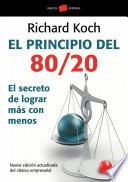 El principio 80/20