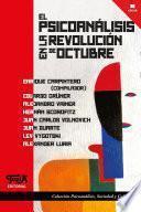 El psicoanálisis en la revolución de octubre