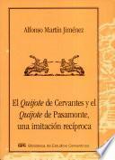 El Quijote de Cervantes y El Quijote de Pasamonte