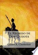 El Regreso de Don Quijote