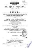 El rey Amadeo y su siglo