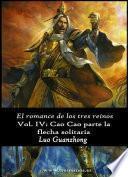 El Romance de los tres reinos IV