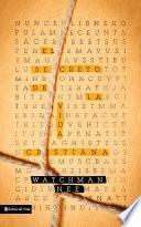 El secreto de la vida cristiana