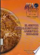 El sector agroalimentario argentino, 2000-2005