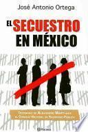 El secuestro en México