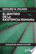 El sentido de la existencia humana