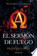 El sermón de fuego