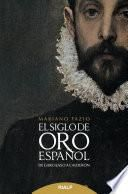 El siglo de oro español
