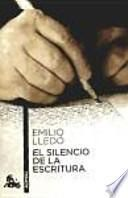 El silencio de la escritura