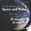 El tiempo y el espacio