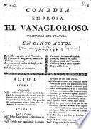 El Vanaglorioso