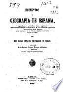 Elementos de geografia de España