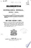 Elementos de mineralogía general, industrial y agrícola