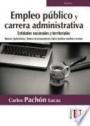 Empleo público y carrera administrativa