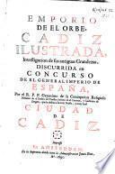 Emporio de El orbe, Cadiz ilustrada