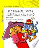 En Carnaval Berta Disfraza a Su Gato