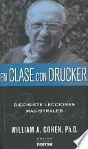 En Clase Con Drucker