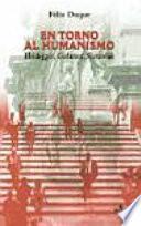 En torno al humanismo